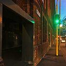 Green Traffic Light by Michael McGimpsey
