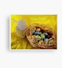 Happy Easter!!! :-) Canvas Print