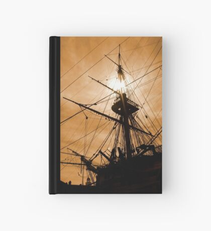Rigging Hardcover Journal