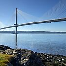 Queensferry Crossing, South Queensferry, Scotland by AlbaPhotography