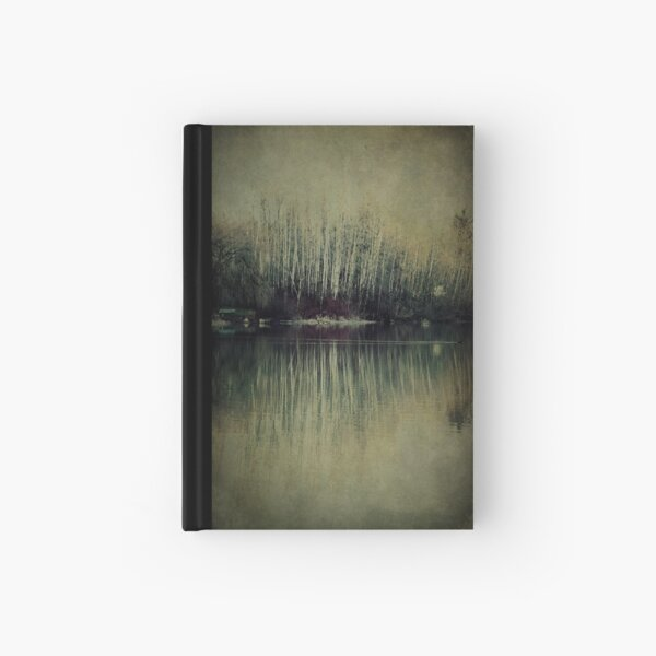 Crossing Over Hardcover Journal