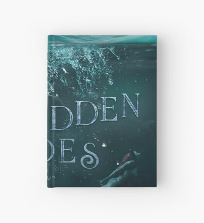 Forbidden Tides Cover Art Hardcover Journal