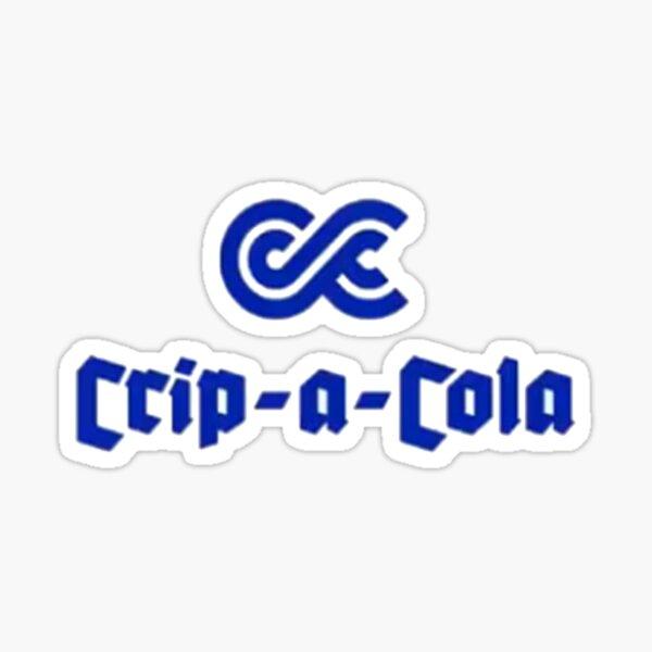 Crip eine Cola Sticker