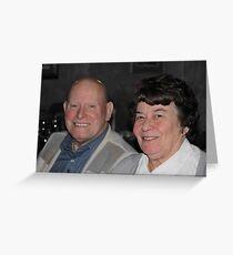 Grandparents Greeting Card
