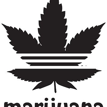 Free the Weed Cannabis Leaf Design Marijuana de Cudge82