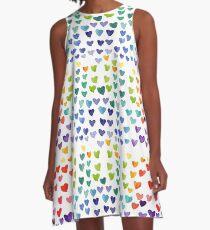 I Heart You A-Line Dress