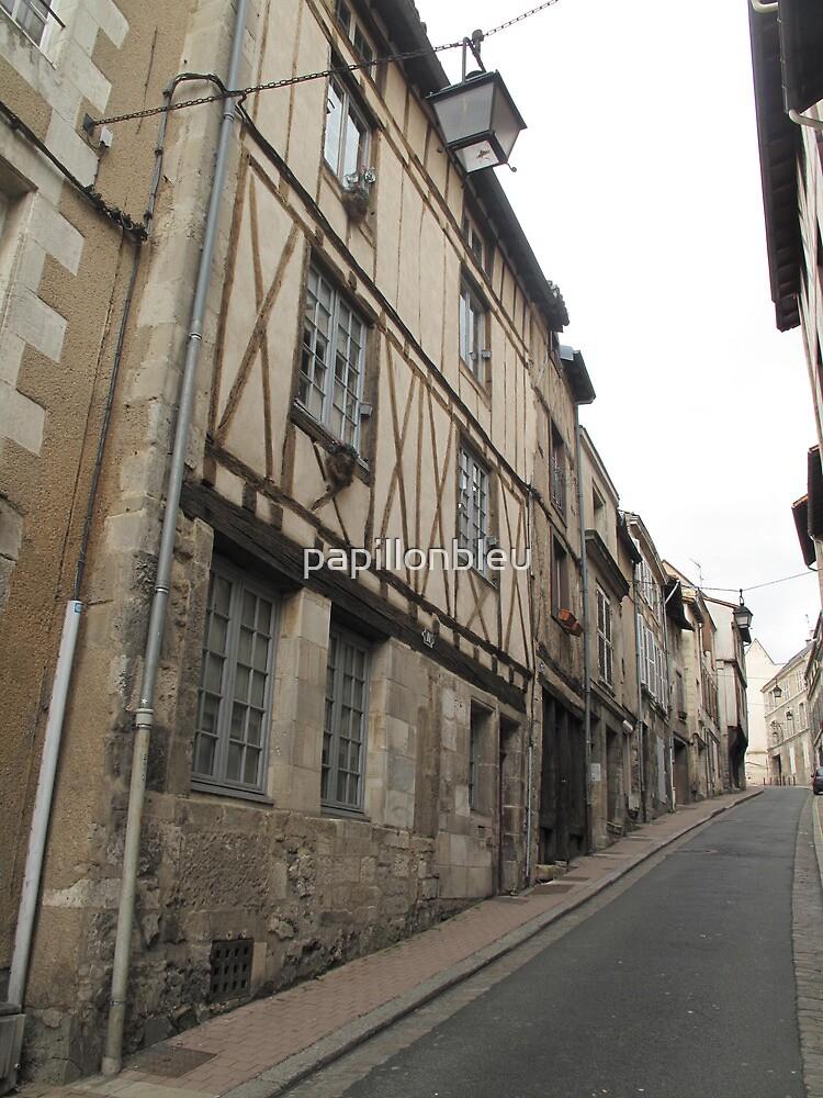 Medieval Street by Pamela Jayne Smith