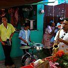Market Musicians by Elena Vazquez