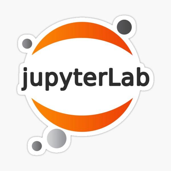 jupiter lab Sticker