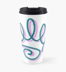 Zeta Crown  Travel Mug