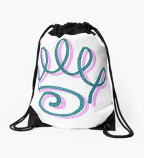 Zeta Crown  Drawstring Bag
