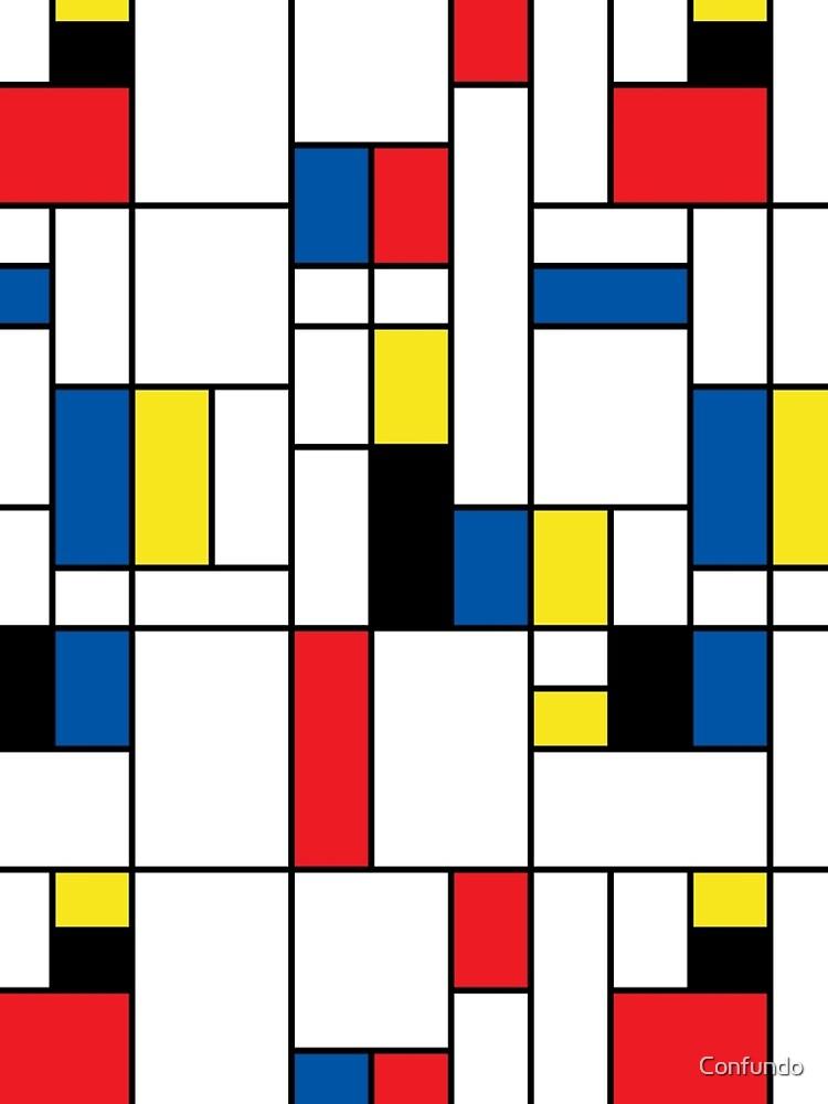 Mondrian by Confundo