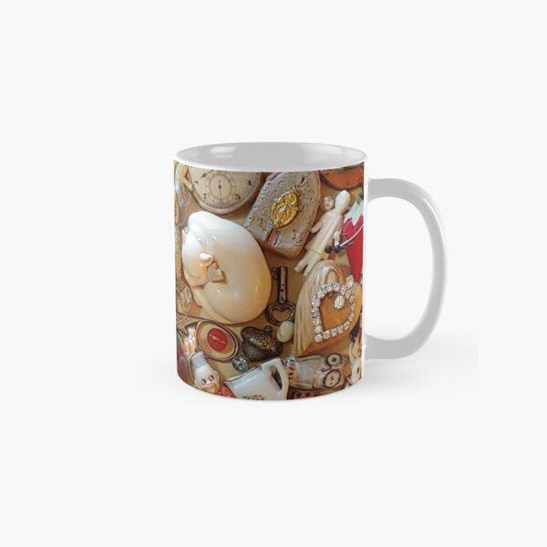 Trinket Heart Classic Mug