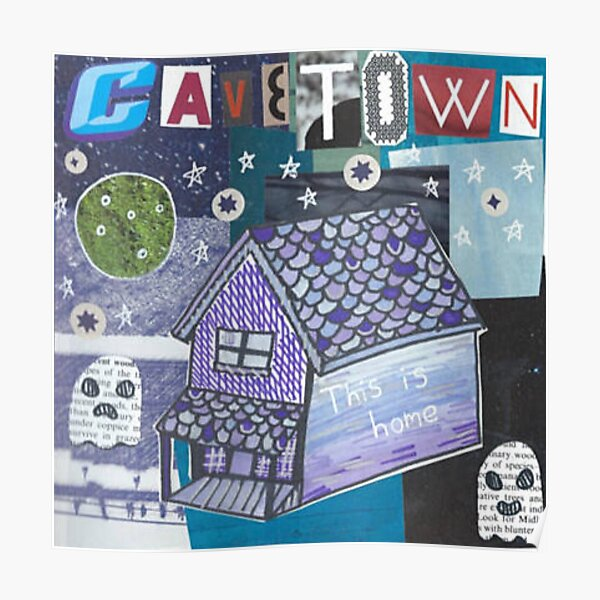 cavetown this is home design Poster