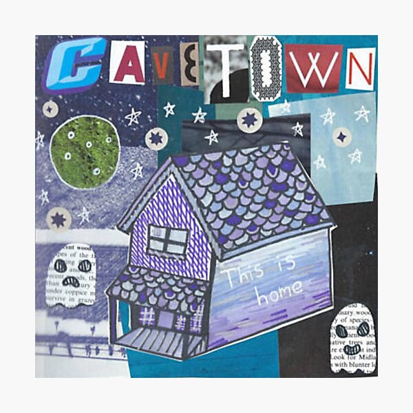 cavetown this is home design Photographic Print