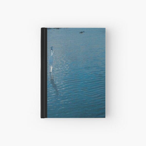 Sea Ice Hardcover Journal