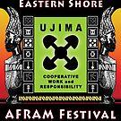 Eastern Shore AFRAM Festival (Anniversary Motif) by shop18esAFRAM
