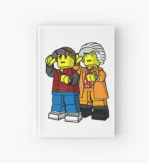 Zurück in die Zukunft Lego Notizbuch
