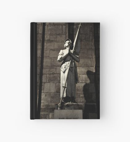SAINTE JEANNE D'ARC Hardcover Journal
