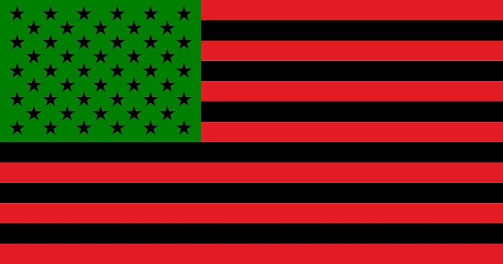 African American  by webtek8982
