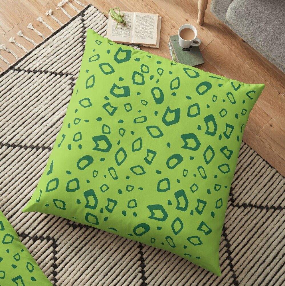 King blade of chastiefol seven deadly sins Floor Pillow