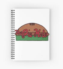 Pushing Daisies - The Pie Hole Spiral Notebook