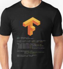 Tensorflow-Keras MNIST Slim Fit T-Shirt