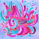 Joy Explosion by Moojan Azar