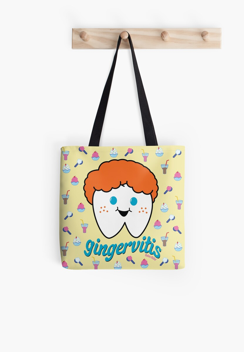 Gingervitis the Tooth by Robo  Roku
