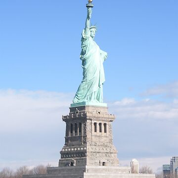 Statue of Liberty 2 by samrobbo94