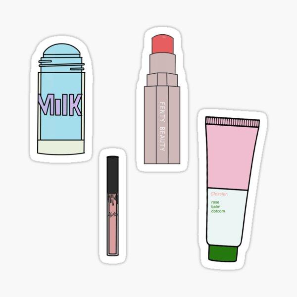 Aesthetic Makeup Sticker