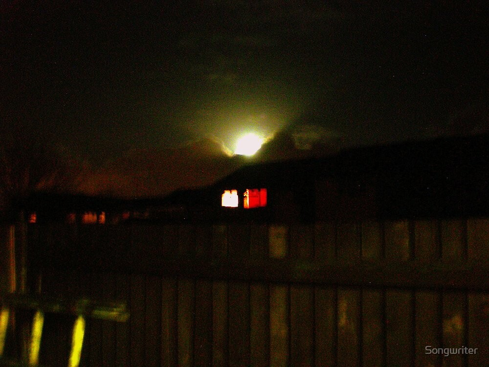 Moon over Upton by Songwriter