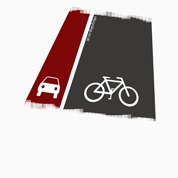 Lanes by citycycling