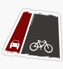 Lanes Sticker