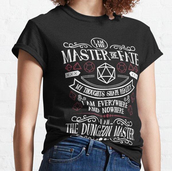 Dungeon Master Shirt and Mug (Black) Classic T-Shirt