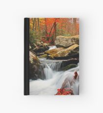 ~Go With the Flow~ Hardcover Journal