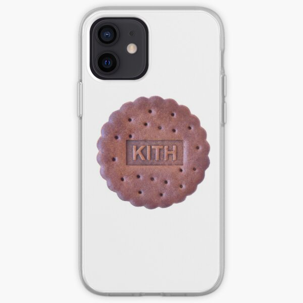 Kith cookie iPhone Soft Case