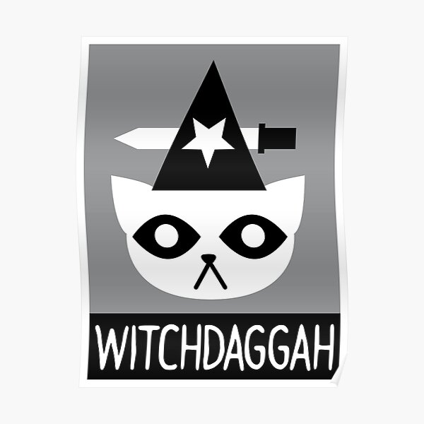 NITW - Witch Poster