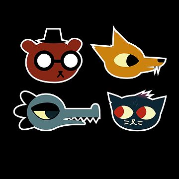 NITW - Faces by deadbunneh
