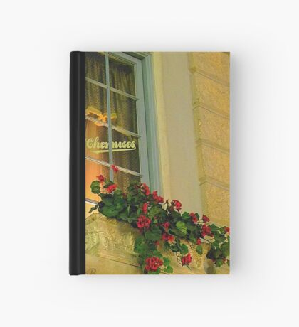 Soft French Hardcover Journal
