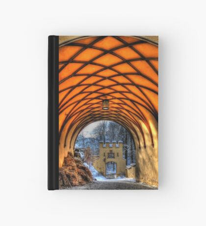Royal Tunnel Vision Hardcover Journal