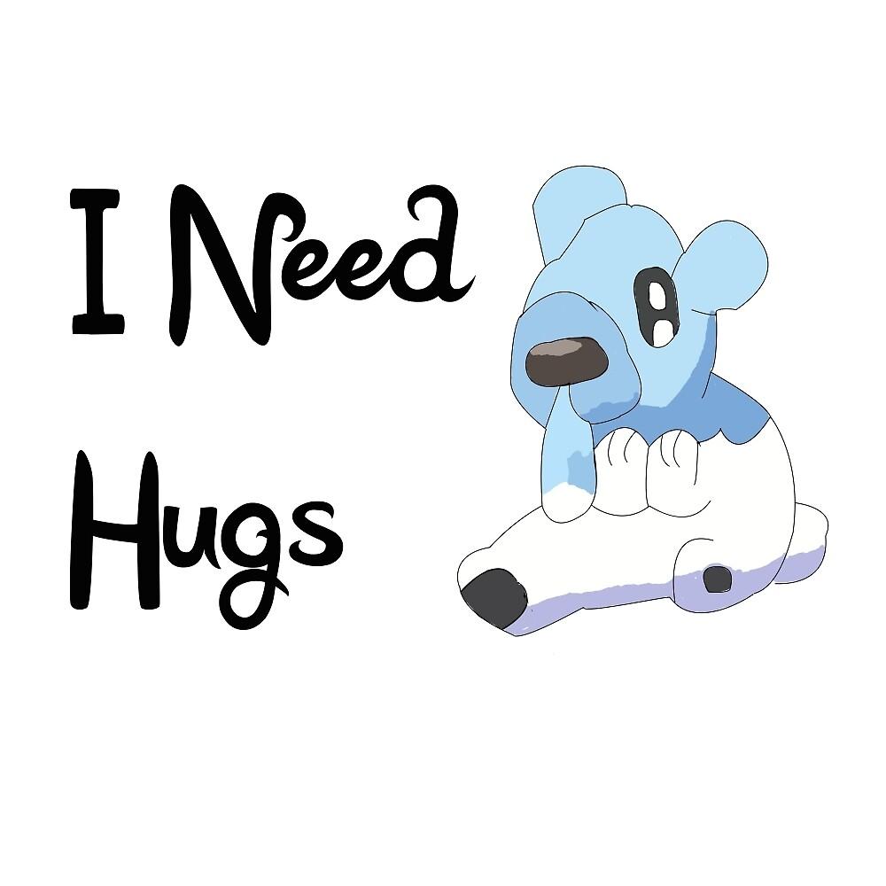 Cubchoo Needs Hugs  by cheekyghost