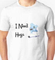 Cubchoo Needs Hugs  T-Shirt