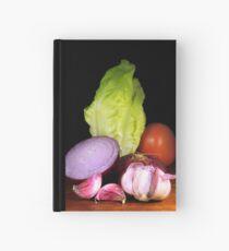 Fresh Garden Hardcover Journal