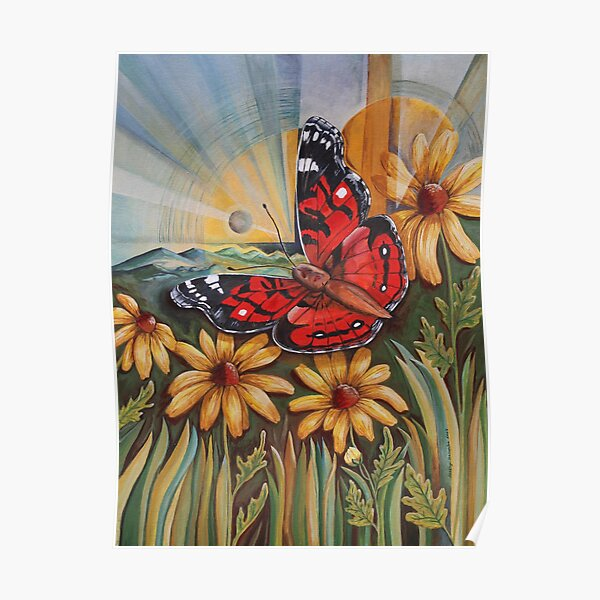 Butterfly to Infinity Poster