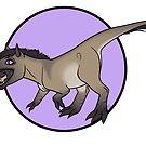 « Tyranotaure bai dun » par ScotisFr