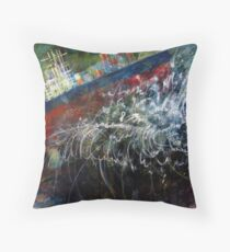 Cargo Gone Tropo Throw Pillow