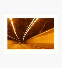 Graham Farmer Tunnel Art Print