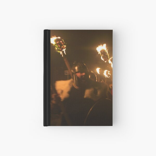 Viking Hardcover Journal