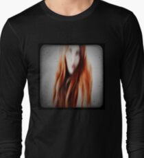 Red head girl Long Sleeve T-Shirt